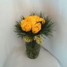 Surpresa de rosas!!!