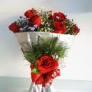 Eterno Amor (c/ rosas importadas)