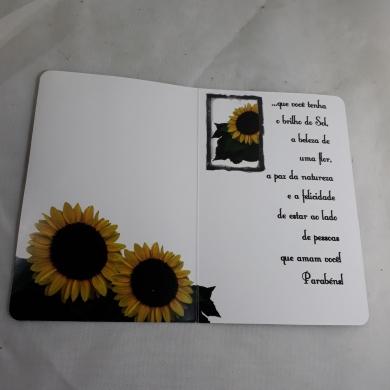 """Cartão """"Felicidades!"""""""