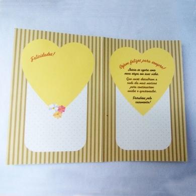 Cartão de Casamento 3
