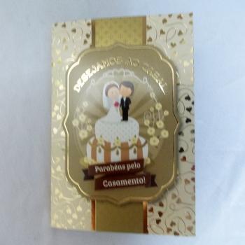 Cartão de Casamento 1