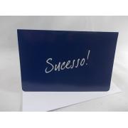 """Cartão """"SUCESSO"""""""
