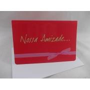 Cartão NOSSA AMIZADE