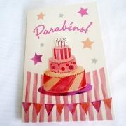 Cartão de Aniversário 4