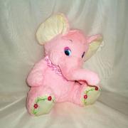 Elefante Cor de Rosa =     P 08